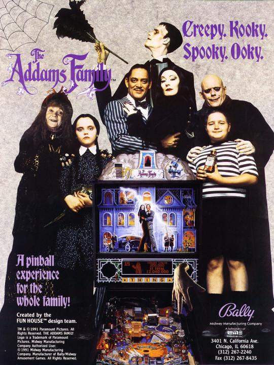 theaddamsfamily