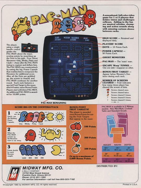 Pacman flyer2