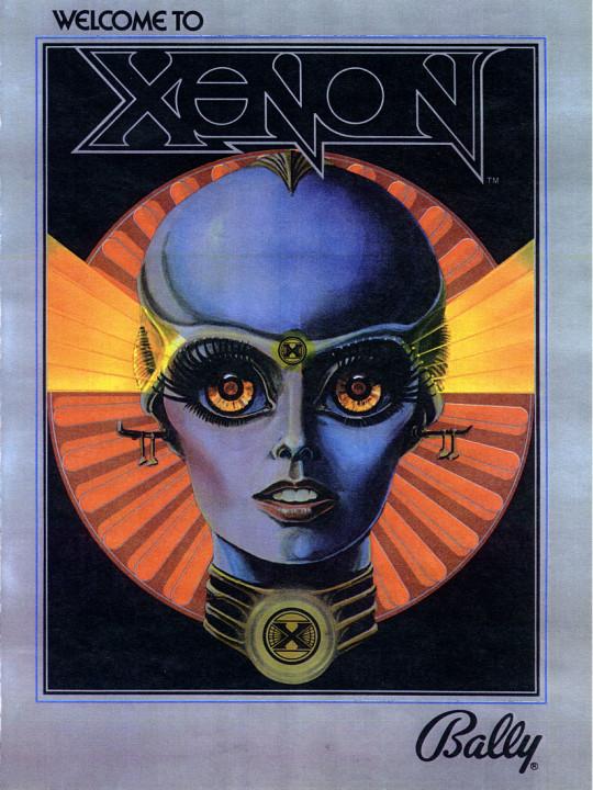 Xenon flyer1